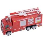 Іграшка Emergency Vehicles Truck World Машинка в залізному корпусі 10см в асортименті