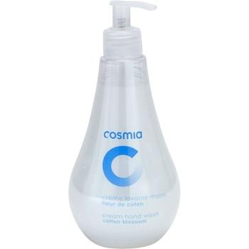 Крем-мыло для рук Cosmia Цветы хлопка 500мл