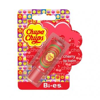 Помада для губ Bi-es Chupa Chups Вишня 12мл - купити, ціни на Ашан - фото 1