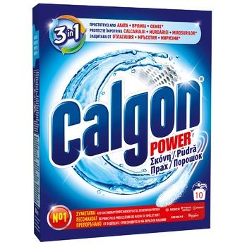 Средство Calgon для смягчения воды в стиральных машинах 500г