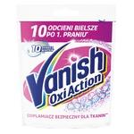 Пятновыводитель и отбеливатель Vanish Gold Oxi Action Кристальная белизна порошкообразный для тканей 30г