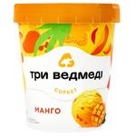 Мороженое Три Медведя манго сорбет 320г