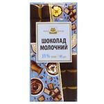 Шоколад молочный Eurogroup 85г