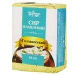 Сыр плавленый Українська Зірка Голландский 90г