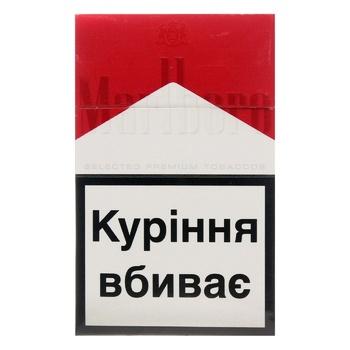 Сигареты Marlboro Red 20шт - купить, цены на Восторг - фото 1