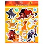 Наліпки інтер'єрні Король Лев 15181015У(8881)