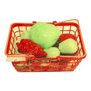 Набор игрушек Орион Корзина Малый урожай - купить, цены на Novus - фото 1