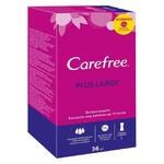 Прокладки щоденні Carefree Plus Large 2.5 краплі 36шт