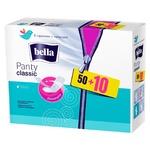Прокладки ежедневные Bella Panty 50+10шт