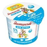 Yaрotynske Cottage Cheese for Babies from 6 Months 5% 100g