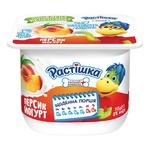 Rastishka Peach Yogurt 2% 115g