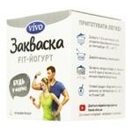 Закваска бактериальная Vivo Fit-йогурт 0.5г х 4шт
