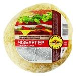 Чизбургер Чудо-Печь с мясом и сыром 150г