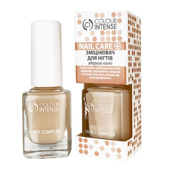 Colour Intense 107 10in1 Nail Care Complex 11ml - buy, prices for Novus - photo 1