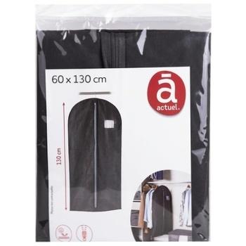 Чехол Actuel для одежды 60*130см - купить, цены на Ашан - фото 1