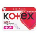 Kotex Ultra Super Hygienical Ultrathin Pads 22pcs
