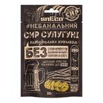SnEco Suluguni Smoked Dry Cheese 30g