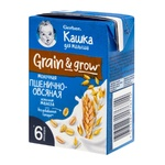 Gerber Wheat-oat Milk Porridge for Children from 6 months 200g