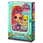 Ігровий набір з лялькою L.O.L. Surprise! O.M.G. Dance Леді-крутишка 117889