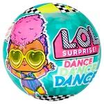 Набір ігровий з лялькою L.O.L. Surprise! Dance Танцівниці в дисплеї в асортименті