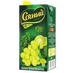 Нектар Сочный фрукт Яблоко-Белый виноград 1,95л