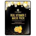 Pax Moly Real Vitamin C Fabric Face Mask 25ml