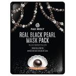 Маска для лица Pax Moly Real Black Pearl тканевая с экстрактом черной жемчужины 25мл