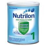 Смесь молочная Нутриция Нутрилон 1 Кисломолочный сухая для детей с рождения до 6 месяцев 400г