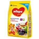 Milupa Multigrain Milk Porridge with Apple and Prunes 210g