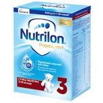 Nutrilon 3 Baby Dry Milk Mixture 600g