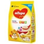 Milupa Milk Rice Porridge with Banana 210g