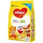 Milupa for children from 6 months with fruits milk semolina porridge 210g