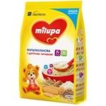 Milupa for children from 7 months with cake multigrain milk porridge 210g