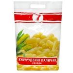 Палочки кукурузные Семерка сладкие 170г