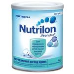 Суміш молочна Nutrilon Pronutra+ Передчасний догляд вдома 400г