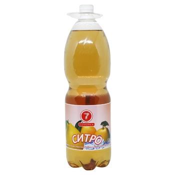 Напиток газированный Семерка Ситро 2л
