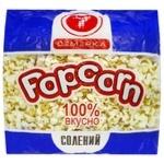 Попкорн Семерка солоний 100г