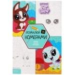 Раскраска Hasbro Маленький зоомагазин с наклейками