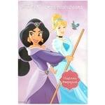 Книга-развивайка Disney Принцессы