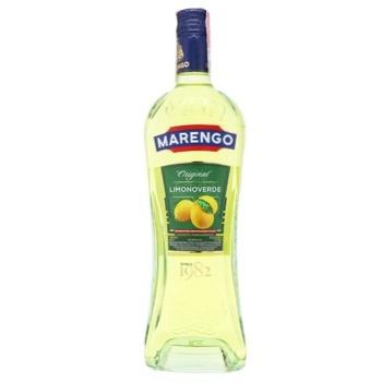 Вино Marengo Limonoverde Original біле десертне ароматизоване  16% 1л