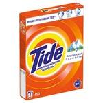 Порошок пральний Tide Альпійська свіжість автомат 450г