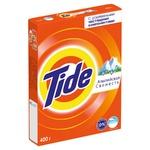 Tide Alpean Fresh Handwash Laundry Powder Detergent 400g