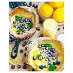 Набір для творчості Ідейка КНО5542 Яскравий сніданок 40х50см