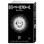 Комікс Death Note Black Edition книга 4