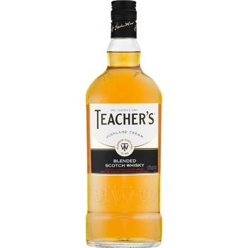 Виски Teacher's 40% 1000мл