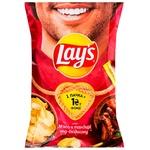 Чіпси Lay's М'ясо в тандирі По-східному 120г