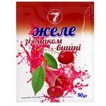 Желе Семерка со вкусом вишни 90г