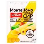 Сир Комо Монте Комо нарізаний 50% 135г