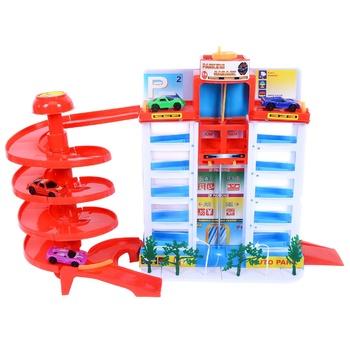 Іграшка One Two Fun супер гараж - купити, ціни на Ашан - фото 1