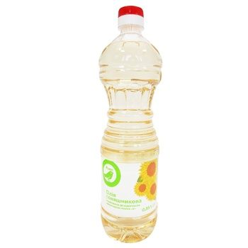 Auchan Refined Sunflower Oil 850ml